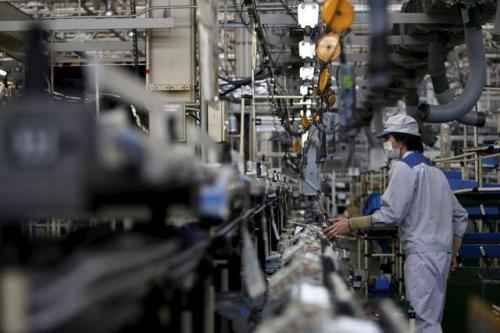 工业增加值破30万亿大关 我国稳居制造业第一大国