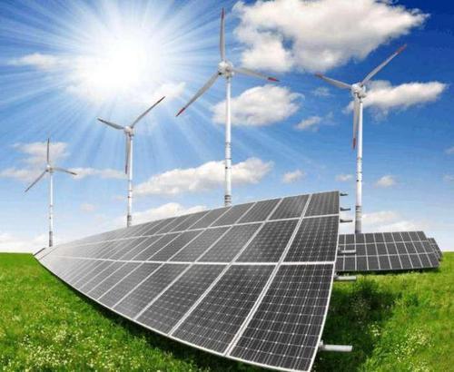 央地可再生能源政策密集落地 多重利好�放