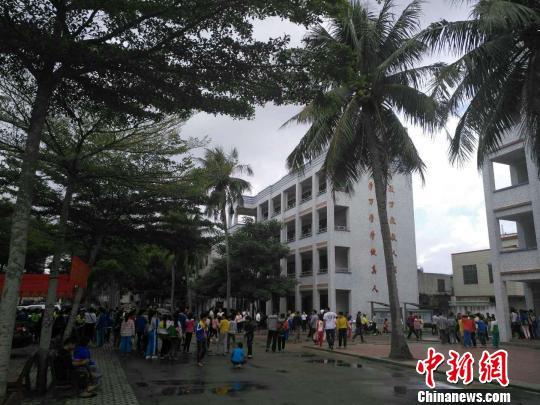 海南文昌5名被伤害学生1人出院嫌疑人无吸毒特征