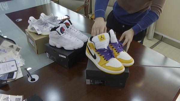 快回家看看自己的球鞋!一网店一年卖出200万双假鞋 大家验伪技术需提升!