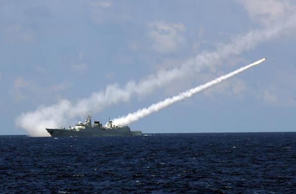 军改一年间:人民海军实练强军为打赢