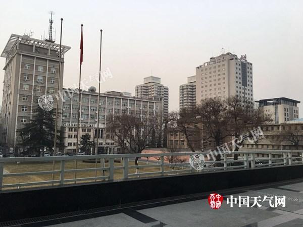 立春日北京回暖最高7℃ 空气污染气象条件4-5级