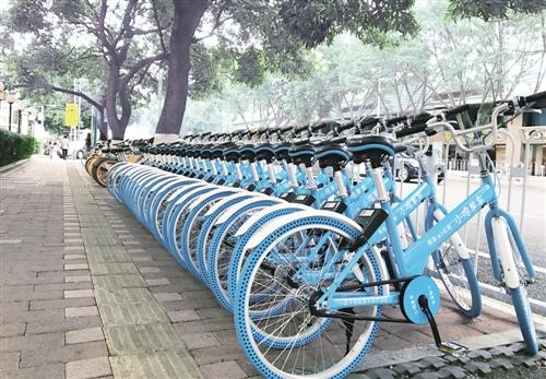 4家共享单车品牌在深圳联合发布《声明》:将建用户个人信用管理制度