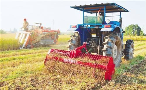 增粮有道,再造良田四亿亩