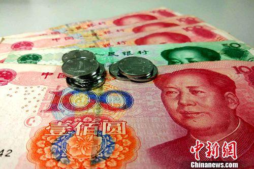 上海月最低工资标准最高。(资料图)<a target='_blank' href='http://www.chinanews.com/' _fcksavedurl='http://www.chinanews.com/' ></p></table>中新网</a><p>  记者 李金磊 摄