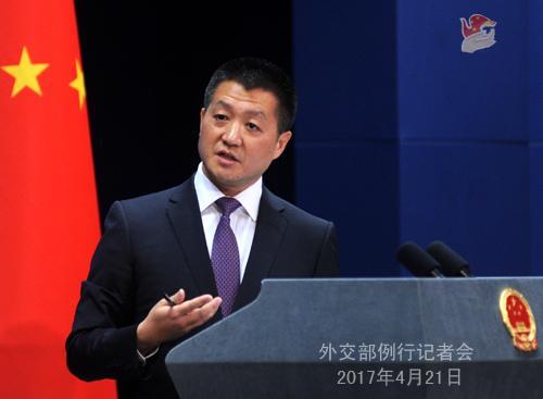 菲防长登上南海中业岛外交部:表示严重关切和不满