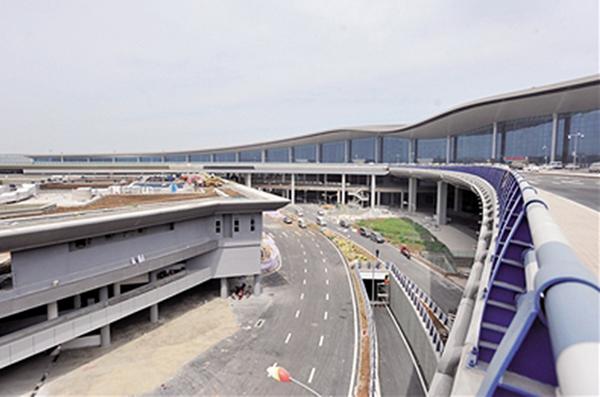 揭秘重庆机场新航站楼 用半年搬走一座山,建成全域交通枢纽图片