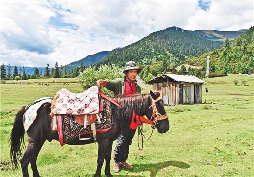 西藏林芝生态旅游 赢了经济美了环境
