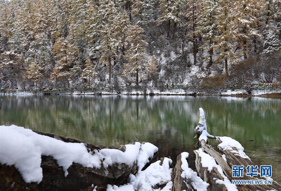(美丽中国)(2)初冬的稻城