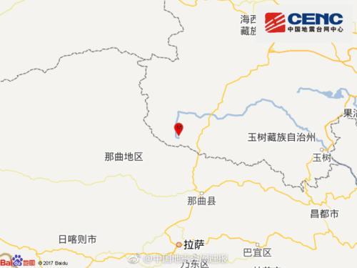 图片来源:中国地震台网截图