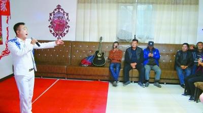 新疆昌吉:文化大院宣讲最引人
