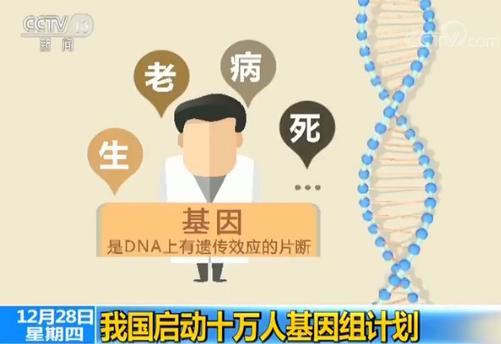 金沙国际娱乐平台:中国启动十万人基因组计划_绘制国人精细基因组图谱