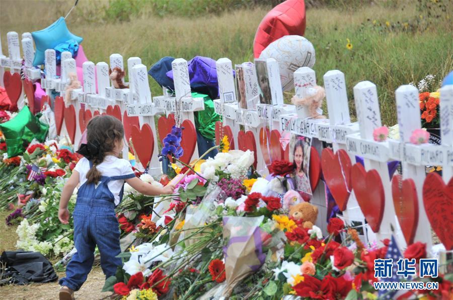 (国际)(1)调查显示美国2017年逾1.5万人死于枪击