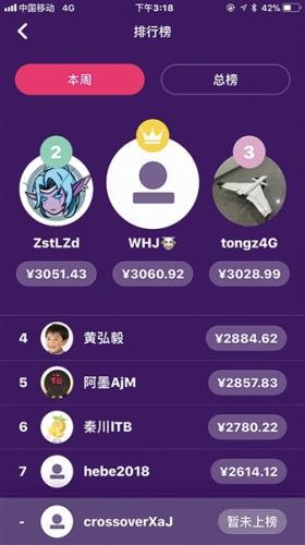 答题赢钱,有网友一周得了几千元。