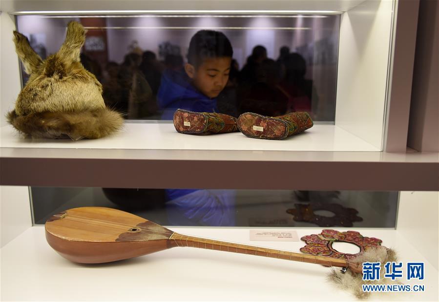 (文化)(1)中华家风文化主题展在京开展