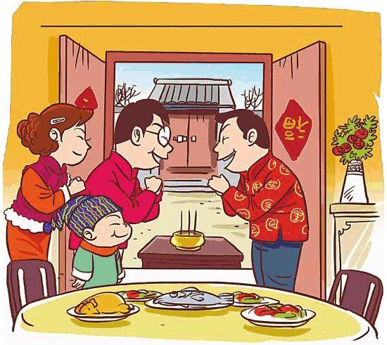 网络棋牌赌博平台:涨知识!除了吃饺子,春节还能这么过