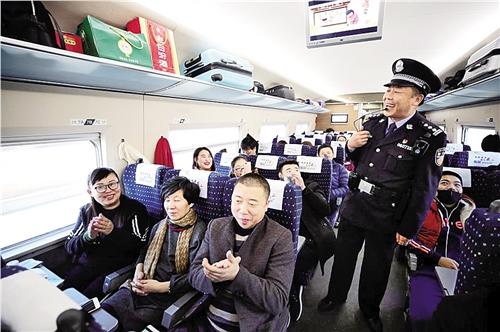 """大通彩票导航:太原铁路""""快板乘警""""史恩礼"""