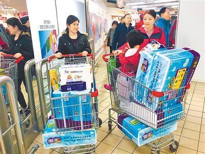 金沙国际娱乐网站:三秒钟卖一箱_台湾人民为何疯狂购买面巾纸?