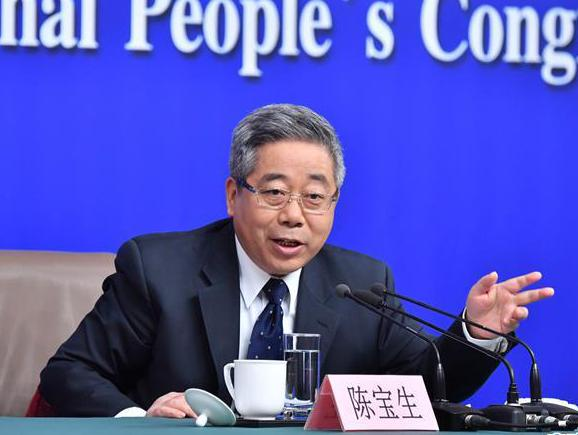教育部部长陈宝生答记者问