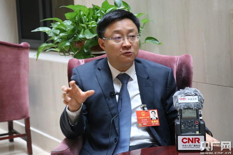 急速赛车规律破解:刘庆峰:我代表创业者的心态没有变