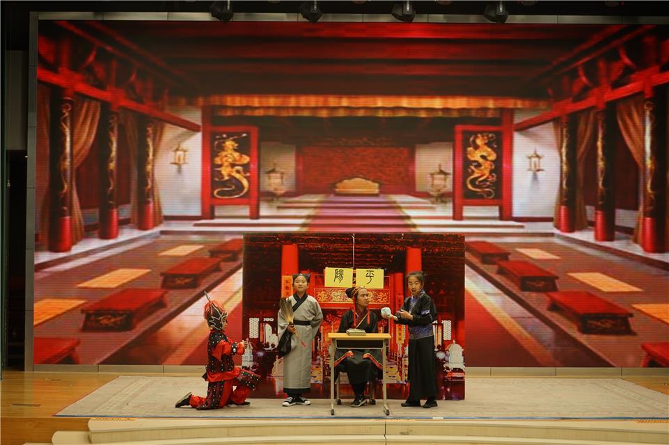 澳门赌城网址大全:北京青少年科普短剧汇演活动在京举行