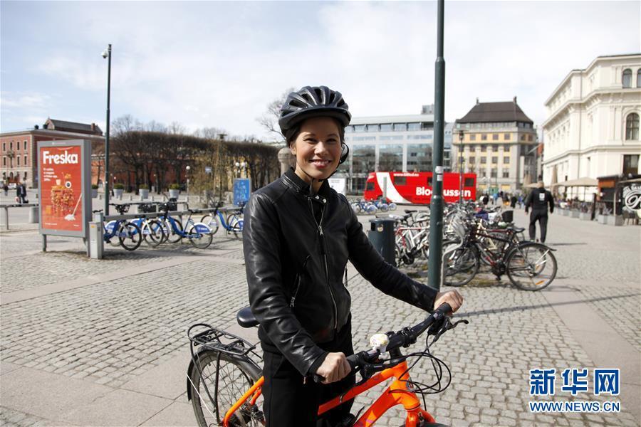 """(国际・图文互动)(1)奥斯陆建首家自行车""""旅馆"""" 助力打造""""自行车友好型城市"""""""