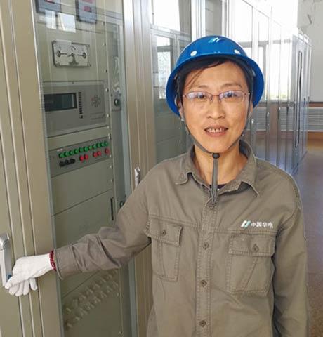澳门旅游金沙在线官网:女班长马晓红:小女子带出了大队伍