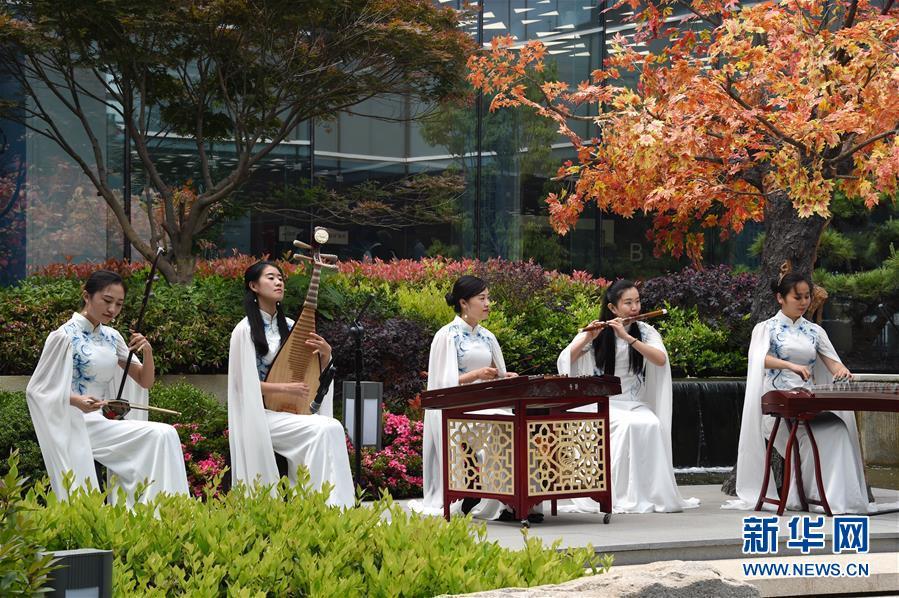 (上合青岛峰会)(1)文化展演 齐鲁风韵