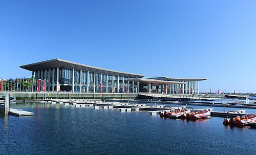 揭秘上合组织青岛峰会主会场的建设奇迹