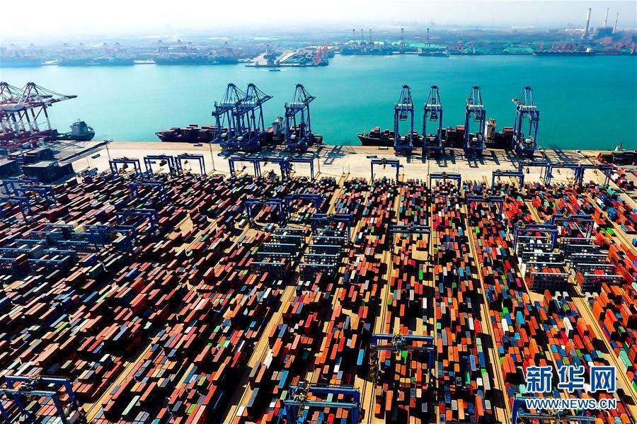(新华全媒头条·图文互动)(3)如约履约 众行前行——中国加入世贸组织17年启示录
