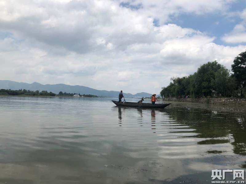 北京赛车刷水技巧:[长江日记]愿滇池清如许