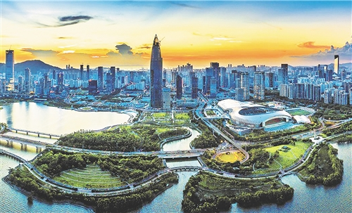 """深圳:创新铸就""""奇迹之城""""_中国经济网——国家经济门户"""