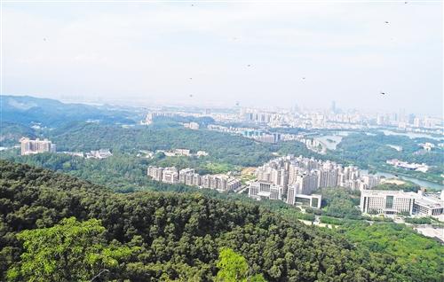 这些城市造林都面临缺地难题.以北京为例,虽然总面积1.