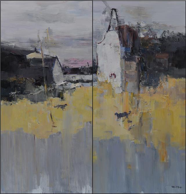 首届大芬国际油画双年展:推动文化发展走向高端自信图片
