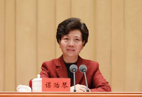 贵州省省长谌贻琴