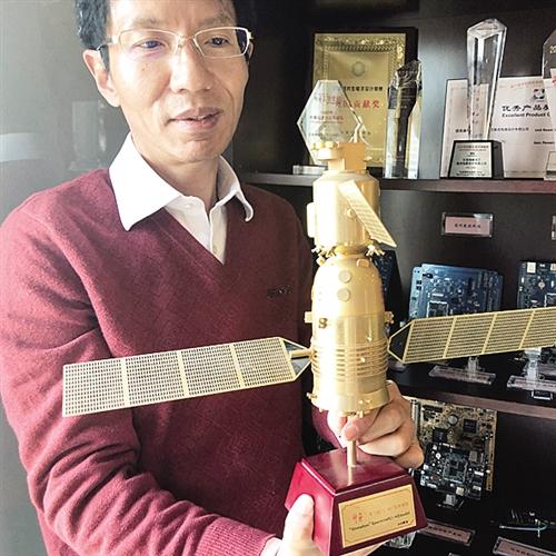 神州龙芯集成电路设计有限公司参与了多个与中国航天相关的项目.