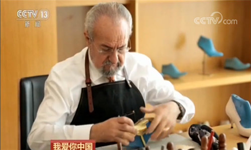 【我爱你中国】江吉:在中国工作非常快乐