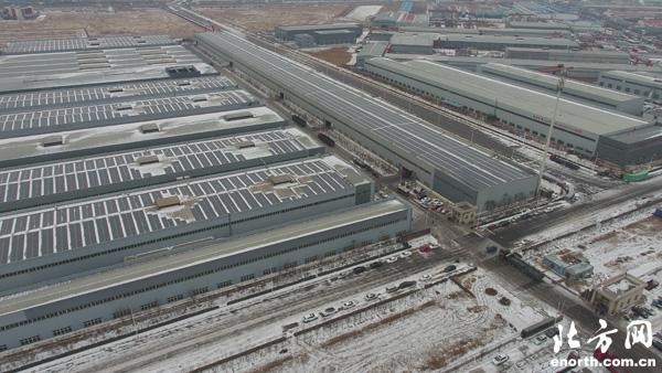 静海区钢铁企业转型升级 对接雄安新区向装配式建筑发力