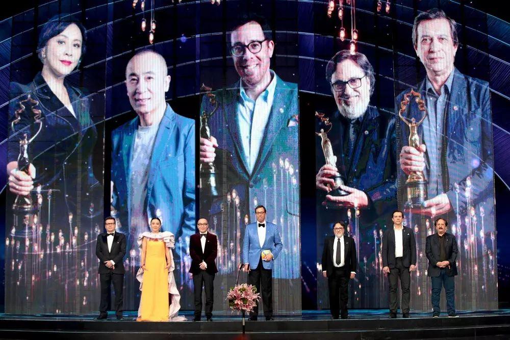 第九届北京国际电影节开幕 献礼新中国七十华诞