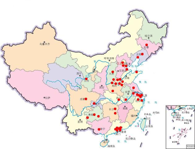 富士康的30年:全球每7部手机就有1部产自中国