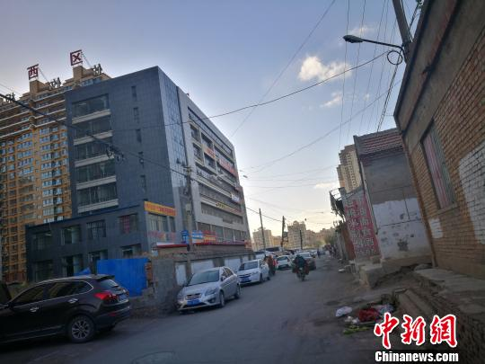"""Inner Mongolia local site in May, """"rare"""" sandstorms hit multiple cities - China Economic Net -W020190512774812552521"""