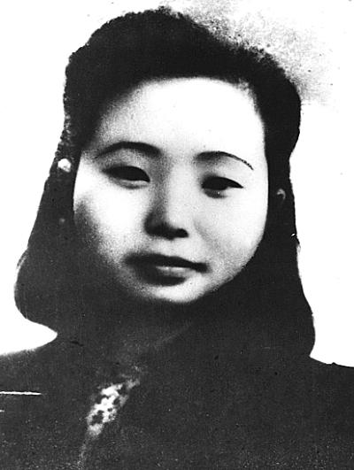 江竹筠:共产党员的意志是钢铁