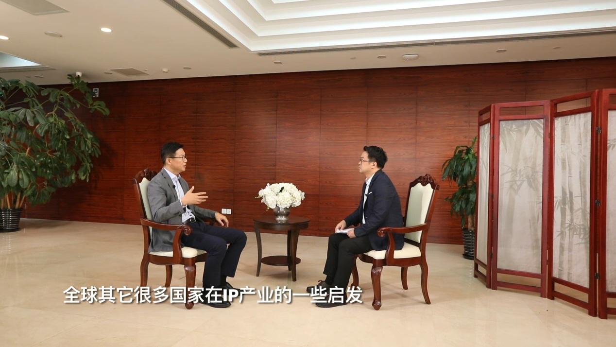 深圳卫视对话完美世界董事长池宇峰:幸福引擎 快乐发动