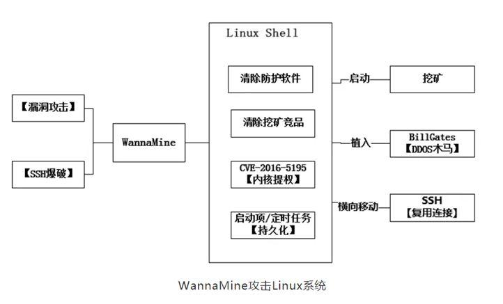 什么?什么?什么?WannaMine?Linux?什么东西?(图2)