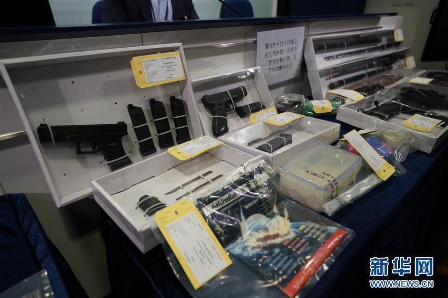 (图文互动)(2)香港警方:修例风波以来共拘捕1187人