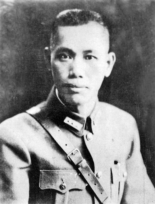 蔡廷锴:浴血奋战的抗日名将
