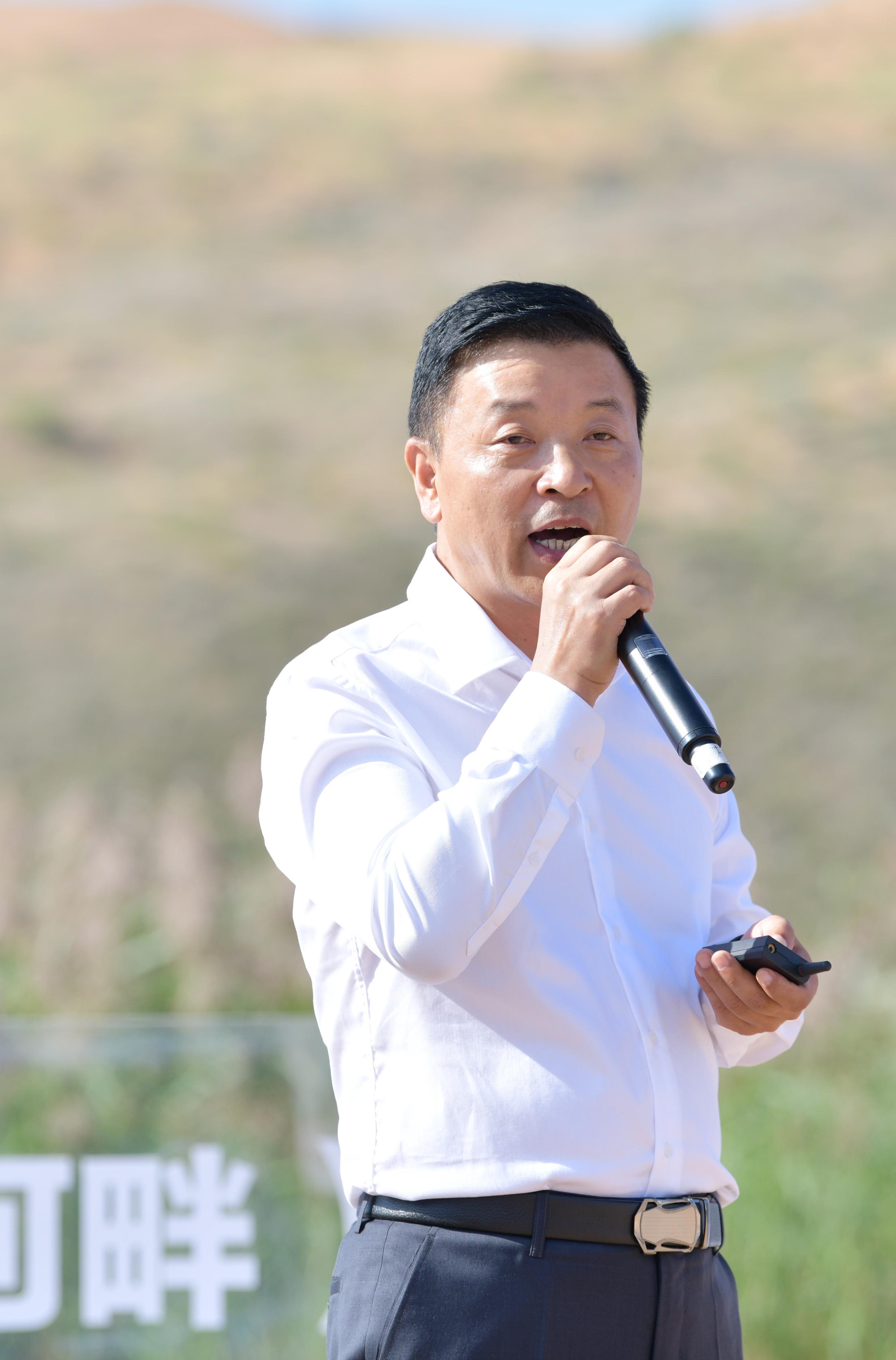 中国(河畔)全域旅游合作发展峰会在中卫召开