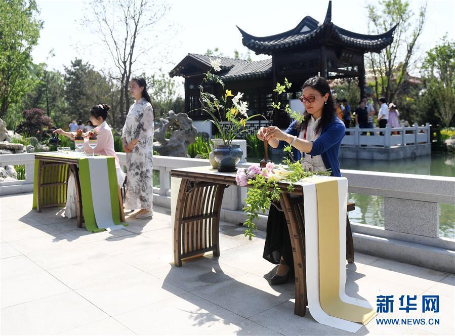 """(新华全媒头条・图文互动)(12)难忘的""""世园记忆"""" 共同的绿色追求――写在北京世园会闭幕之际"""