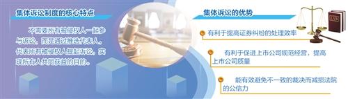 中国特色证券集体诉讼制度势在必行
