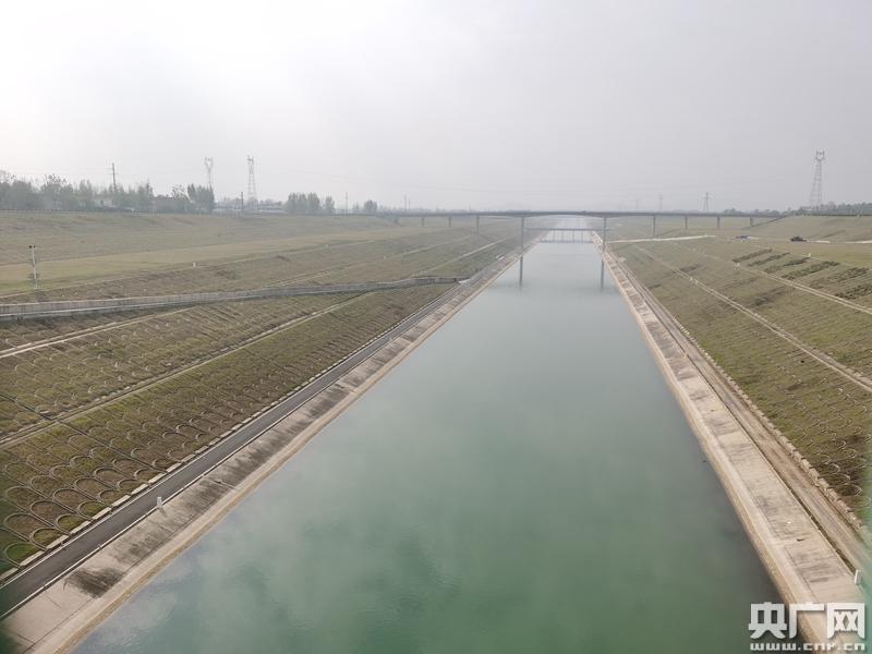 一渠清水向北流 南水北调中线工程渠首段效益明显